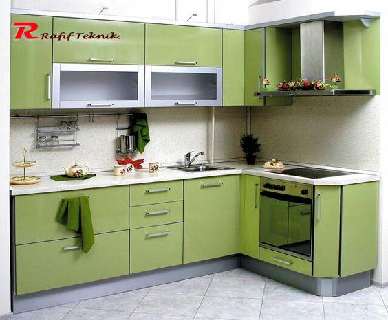 Harga Kitchen Set Per Meter 2109